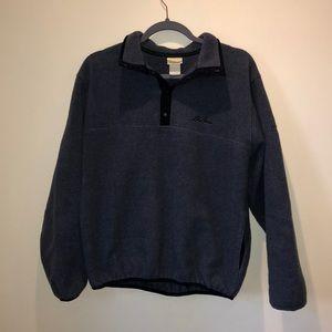 Vintage LL. Bean Fleece Pullover